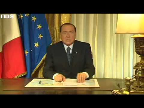 BBC News   Defiant Berlusconi vows justice reform after losing tax fraud appeal