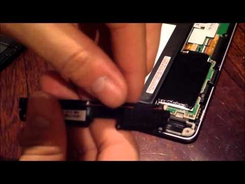 HOW TO FIX TABLET SPEAKER NEXUS 7 REVIEW