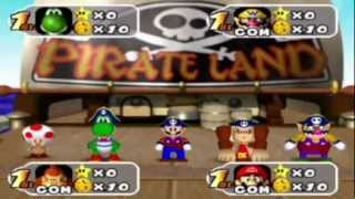 (ASMR) Late Night Gaming: Mario Party 2 - Part 1