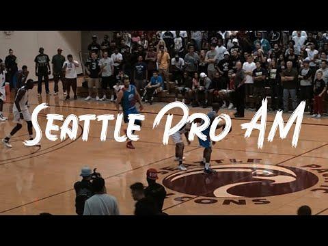 Chris Paul Drops Triple Double as LA Clippers Make Surprise Appearance at Seattle Pro-am