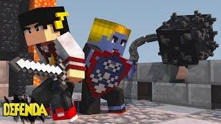 Minecraft: SKY WARS DELTA - Defenda com a nossas VIDAS! ‹ AM3NIC ›