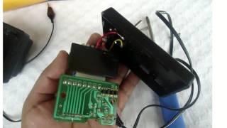 Adaptador de Energia de AC a DC