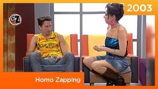 Paco León, Silvia Abril Y Yolanda Ramos En 'Homo Zapping' De Antena 3