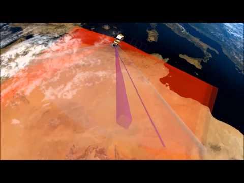MetOp-SG - Meteorological data across the entire globe