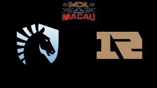 Liquid vs Royal Never Give Up MDL Macau Highlights Dota 2