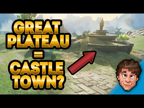 Breath of the Wild: Great Plateau's BIG Secret? (Zelda Theory)