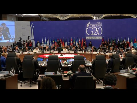 President Jacob Zuma concludes G20 Leaders Summit in Turkey