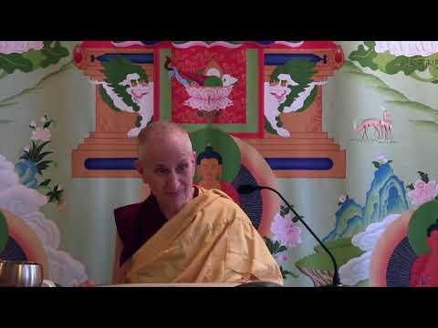 32 The Course in Buddhist Reasoning & Debate: Divisions of the Selfless 04-05-18