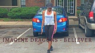 download lagu Imagine Dragons - Believer  Choreo By Janelle Ginestra gratis
