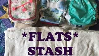 Flats Challenge Day 2: Stash!
