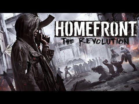 【GMV】Homefront: The Revolution | Run You - The Qemist