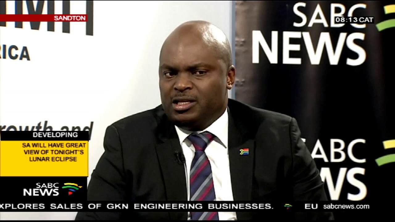 Mabaya on the 3rd day of the 10th BRICS Summit