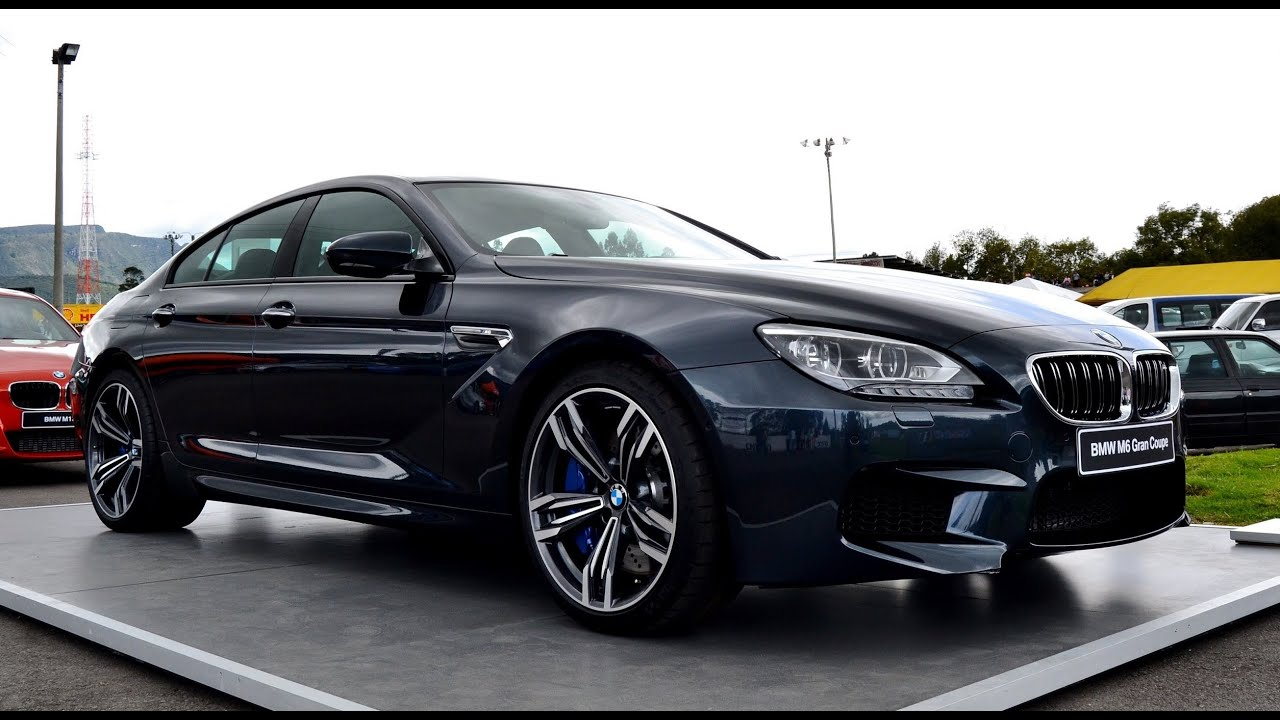 bmw m6 gran coup colombia youtube. Black Bedroom Furniture Sets. Home Design Ideas