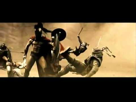 300: War action scenes resume