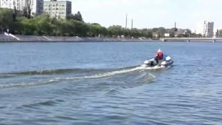 waterman 360 лодки