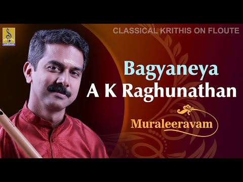 Bagayaneyya  A Flute Concert By A.K.Raghunathan