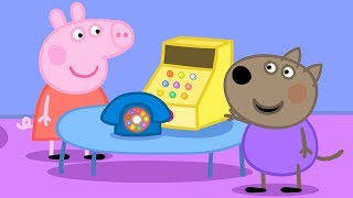 Peppa Pig English Episodes - Peppa's Playgroup Pals! Peppa Pig Official