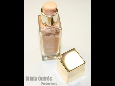 Skin Illusion foundation by Clarins full review