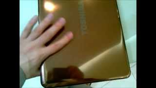 Toshiba Satellite M840 Series Gold color (Dressy Shampagne Gold M840-A755)