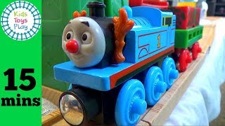 Thomas Train Christmas Special | Thomas Friends The Naughty Engine | Thomas and Friends Toy Trains