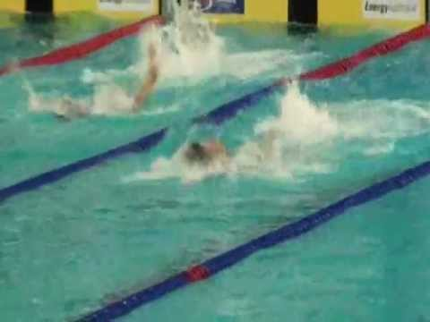 Ian Thorpe's 200m Freestyle Heat 2012 Olympic Trials