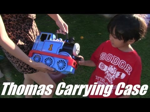 Thomas the Tank Engine Carrying Case for Take N Play Diecast Trains