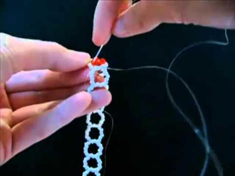 Оранжевый браслет из бисера бесплатно видео простые браслеты из бисера видео.  Администратор.