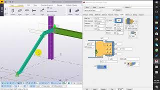 [Tekla Structures 2017] Hướng dẫn tạo cầu thang thép