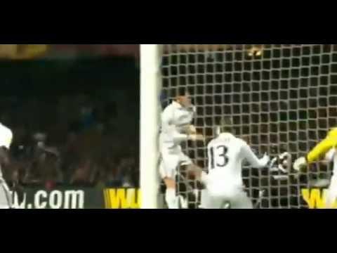 Goal Maxime Gonalons // But Maxime Gonalons Lyon vs Tottenham 21/02/2013