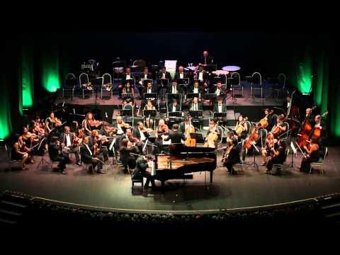 Compacto del primer Concierto de la Orquesta Sinfónica de Antofagasta