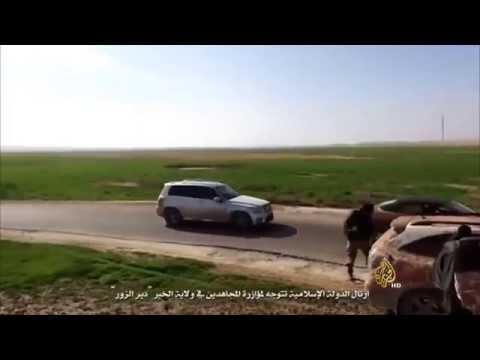 اشتباكات بين تنظيم الدولة والمعارضة السورية