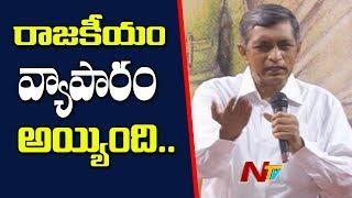 Jayaprakash Narayan about Barack Obama and Donald