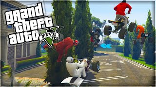'WE ALL BLAZE!' GTA 5 Funny Moments With The Sidemen (GTA 5 Online Funny Moments)