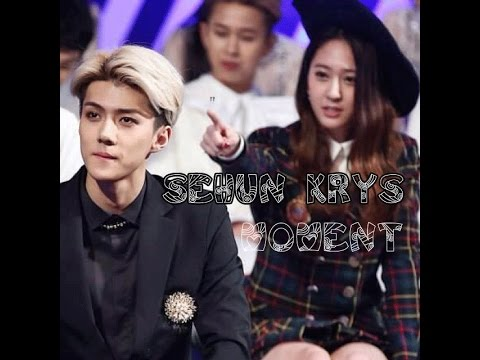 Chen and krystal dating sim