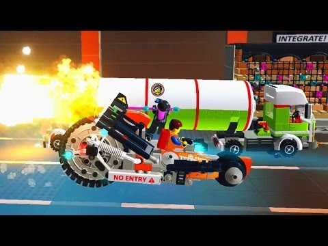 The Lego Movie Videogame #02: Fuga Alucinante na Autoestrada
