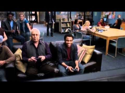 Community Season 1 Clip -