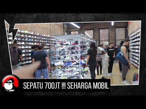 download lagu Sepatu 700jt  Seharga Mobil - Wow Mahal Gila gratis