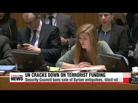 UN Security Council moves to cut off Islamic State funding   유엔 안보리 ′IS 자금줄 차단′