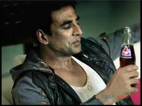 Thums Up BEST FUNNY Commercial by Akshay Kuma...