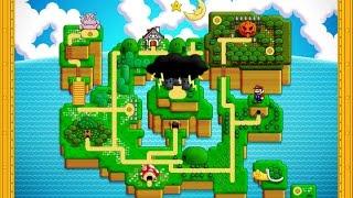 Super Mario Land 2 Remake  Super Mario World