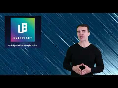 Unibright -  Интеграция технологии Блокчейн в Ваш Бизнес !!!