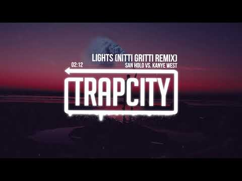 San Holo - Lights (Nitti Gritti Remix)