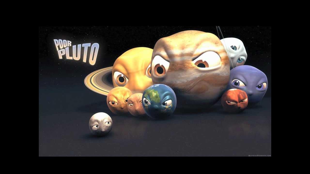 welcher ist der kleinste planet