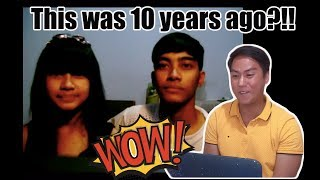 A Whole New World - Audrey and Gamaliel | SINGER REACTS