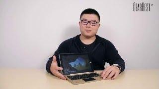 Gearbest Review: Onda OBook10 Ultrabook Tablet PC Review - Gearbest.com