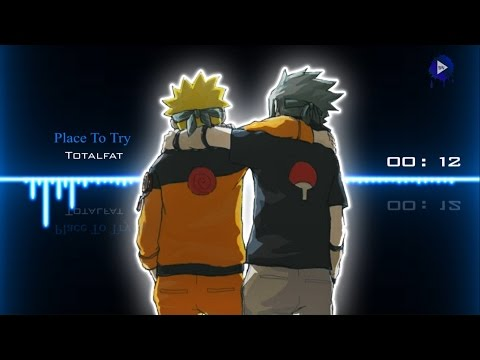 Naruto Shippuden – Ending 19 | TOTALFAT - Place to Try | Nightcore | Subtitulado