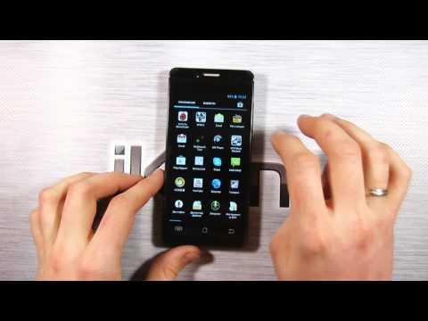 Видео обзор долгожданного смартфона JiaYu G3