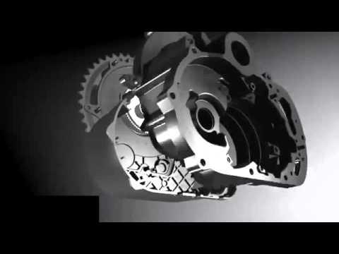 Aufbau/Explosionszeichnung Bosch E-Bike Motor 250 Watt ...