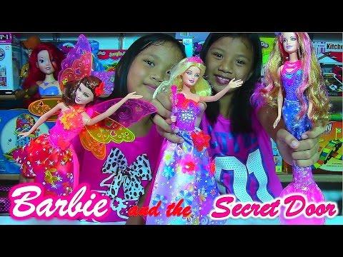 Barbie and the Secret Door Alexa, Romy, Nori - Barbie Doll Collection