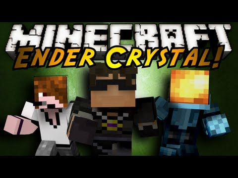 Minecraft: Ender Crystal Part 3!